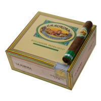 La Aurora Preferidos Emerald Toro Cigars - Sungrown Box of 18