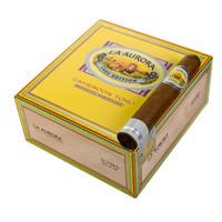 La Aurora Preferidos Platinum Robusto Cigars - Dark Natural Box of 18