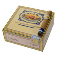 La Aurora Preferidos Sapphire Corona Cigars - Natural Box of 18
