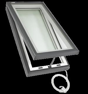 electric skylight