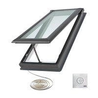 VELUX 44 1/4 in. x 45 3/4 in. Electric Skylight VSE M08