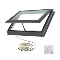 VELUX 44-1/4 in. x 26-7/8 in. Electric Skylight VSE S01