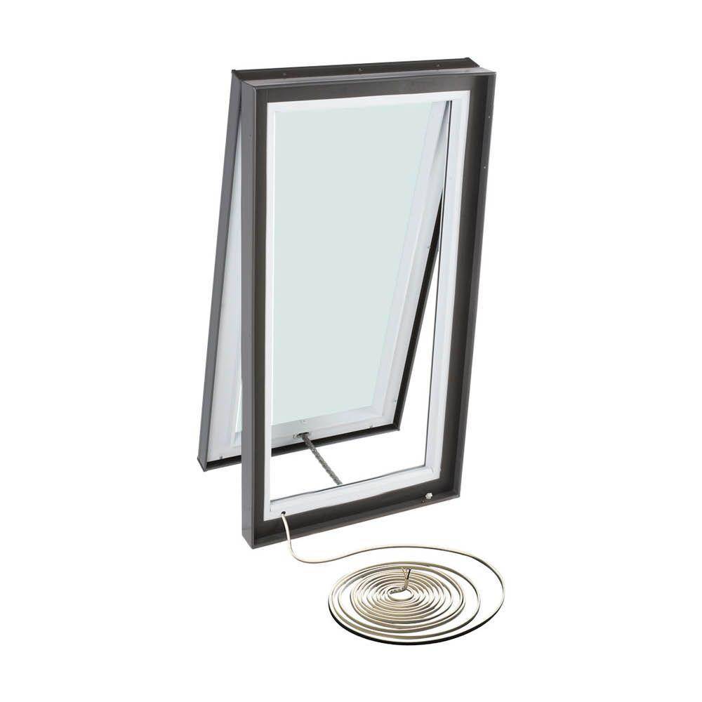 VELUX Curb Mounted Electric Skylight VCE 2246
