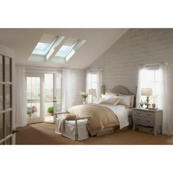 VELUX 22 1/2 IN. X 22 1/2 IN. Pan Flashed QPF 2222
