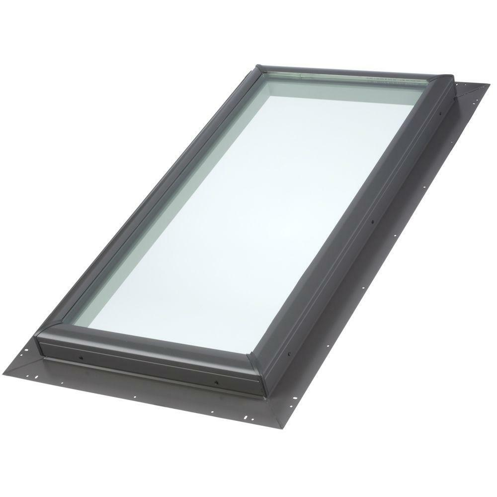 VELUX 22 1/2 IN. X 46 1/2 IN. Pan Flashed QPF 2246