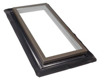 VELUX 22-1/2 in. x 38-1/2 in. Self-Flashed EF E-Class Skylight w/Ultraseal Flashing System