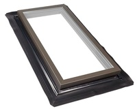 VELUX 22-1/2 in. x 22-1/2 in. Self-Flashed EF E-Class Skylight w/Ultraseal Flashing System