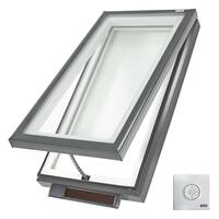 VELUX 22-1/2 in. x 46-1/2 in. Solar Powered VCS 2246