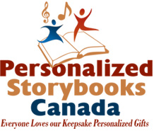 Personalized Story Books Canada