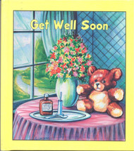 Get Well Soon Personalized Childrens Book