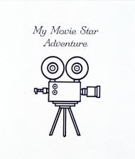 My Movie Star Adventure Personalized Childrens Book