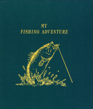 Fishing Adventure Personalized Book