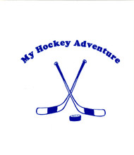 My Hockey Adventure Personalized Book