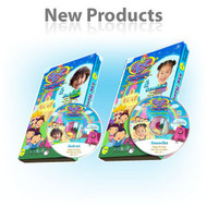 ABC Monsters - Arrows Gone Astray This new product is both fun and educational. It also features the new breakthrough technology that matches the character's skin color to the skin color of the child's face.