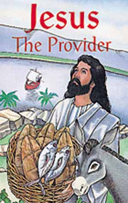 Jesus the Provider Personalized Childrens Book