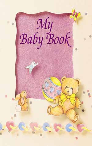 My Baby Book Personalized Childrens Book