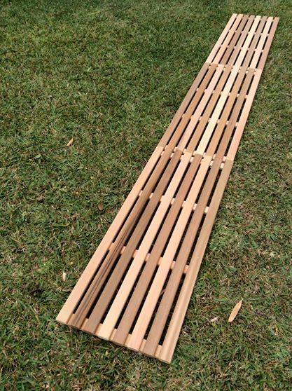 Do You Need A Custom Made Wooden Cedar Bath Mat Or Bath