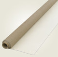 "60"" wide Medium Grain Triple \ Universal Primed 100% Linen Canvas -13 0z"