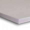 """3/8""""  White Acid Free Buffered Foam Core Boards   : 12 X 24"""