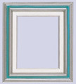 3 Inch Econo Wood Frames With Linen Liners: 12X24*