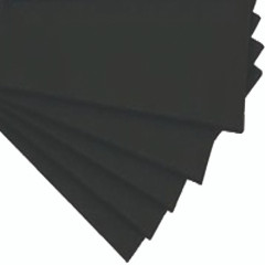 Black Canvas Panels