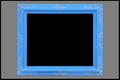 "Shabby Chic 4"" Wood Frames: 16X22"