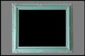 "Shabby Chic 4"" Wood Frames: 18X36"