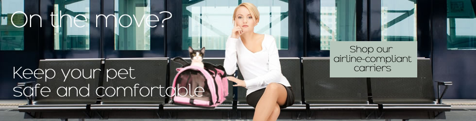 Pet airline carriers for safe travel
