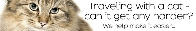 great cat travel products