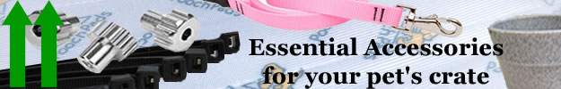 Best pet crate accessories