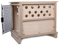 CR82 wood pet crate IATA compliant Series 650 CR82