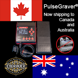 PulseGraver Shipping to Canada and Australia