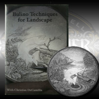 Bulino Techniques for Landscaping DVD and study aid casting by Christian DeCamillis