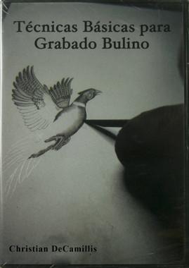 Tecnicas Basicas para Grabado Bulino by Christian DeCamillis