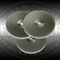 Diamond Grinding Wheels for the EnSharp. Grinds, shapes and sharpens High Speed Steel and Carbide gravers. Also shapes Glardon® Vallorbe Ceramic Fiber Files.