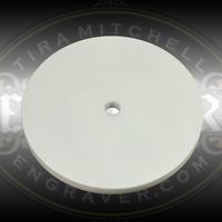 Ceramic Wheel for sharpening and polishing gravers using the EnSharp Sharpening and Polishing system.