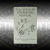 The Jewelry Engravers Manual - a classic instructional manual on hand engraving lettering for bench jewelers and hand engravers