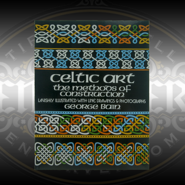 Celtic Art: The Methods of Construction by George Bain is a 160 pages arranged as a heavily illustrated textbook to teach students how to design and execute Celtic art
