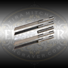 Glardon® Vallorbe Carbide Gravers (Rounds) ground to exact angles for precision engraving and stone setting.  Featuring an indexing notch for fast and easy sharpening & shaping, these long lasting carbon steel gravers will save time and money.  Fits all EnSet collets and any other machine that accepts 1/8 inch graver shanks.