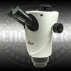 Leica S9D from Engraver.com. Apochromatic Trinocular Microscope with Fusion Optics® and a 6-55 zoom range (with 10x eye pieces, sold separately)