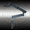 Leica Flex-Arm  Stand with Clamp Mount from Engraver.com. For use with all Leica Microscopes.