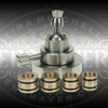 Orbital Ring Engraving Fixture with four collets