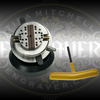 "Ringenie™ 3"" Positioning Ball Vise from Engraver.com."