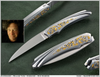 Custom knives by William Tuch