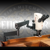 Leica S9i package special from Engraver.com.  Includes microscope, objective lens, LED light and Flex Arm Stand.  All genuine Leica parts.
