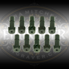 10 Pack of Universal Collets with a 3/32 inch graver bore for the PulseGraver™ available at Engraver.com.