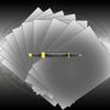 Pattern Transfer Kit by Engraver.com with 10 transfer films.