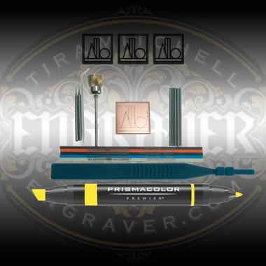 Starter Tool Kit for Sculpting Basic Shapes with Aleksey Saburov