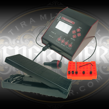 PulseGraver™ electric airless hand engraving and stone setting system with accessories exclusively at Engraver.com