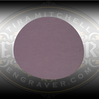 Graver Polishing Film for HSS, 5 inch disk.  Adhesive disks that can be applied to the back of diamond wheels to polish high speed steel gravers.